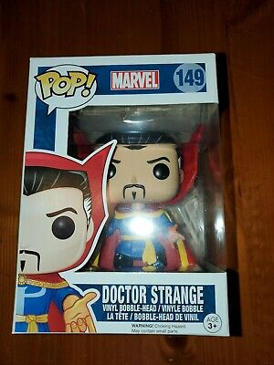 Doctor Dr Strange Marvel Funko Pop #149