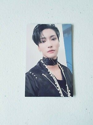"K-POP ATEEZ ""TREASURE EPILOGUE : Action To Answer"" OFFICIAL SEONGHWA PHOTOCARD"