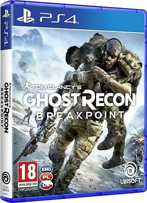 Tom Clancy's Ghost Recon Breakpoint Ps4 Ita Sigillato
