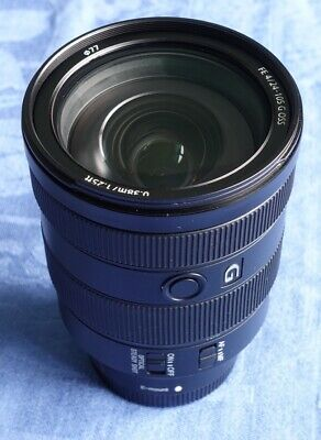 Sony SEL FE 24-105mm F/4-22 G OSS Lens - Used very little, excellent condition