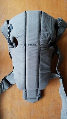 Baby Bjorn Organic Cotton Classic Original Baby Infant Carrier