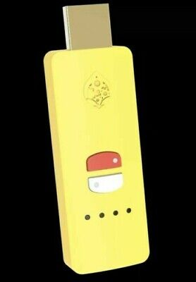 SWITCH UP GAME ENHANCER V2.0 - Shiny Edition - POKEMON USB DEVICE IN HAND