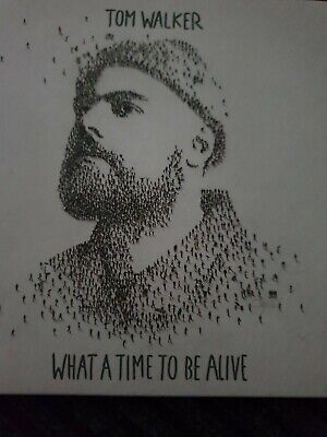 Tom Walker - What A Time To Be Alive [CD] - Like New