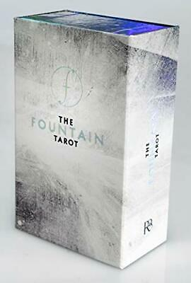The Fountain Tarot: Illustrated Deck and Guidebook Jason Gruhl Roost Books