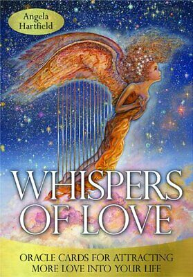 Whispers of Love: Oracle Cards for Attracting More Love into Your Life Cartes