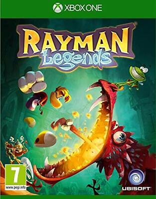 Rayman Legends Ubisoft Standard 3307215774502 Jeu video