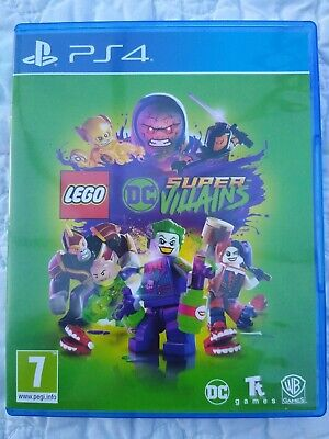 Lego DC Super Villains (PS4) - Game