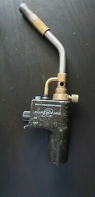 Rothenberger Superfire 2 Blow Torch