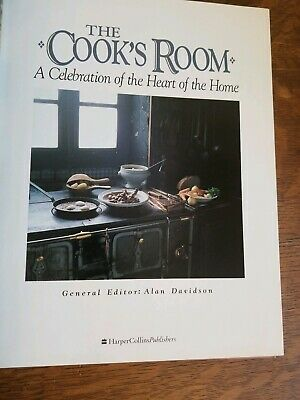 The Cooks Room Hardback 1991 Book Collectible Harper Collins