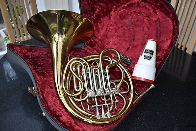 ITEM #125A BUILT BY MTS NEW UNIVERSAL SINGLE//DOUBLE FRENCH HORN CASE