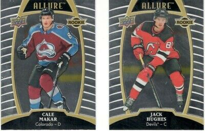 2019-20 Ud Upper Deck Allure Common And Rookie You Pick Free Combined Shipping