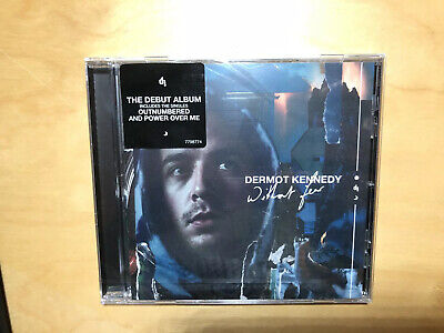 Dermot Kennedy Without Fear (CD, 2019) Brand New