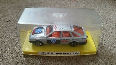 Ford Sierra Model Die Cast Guisval Nasa Rally Car Mint And Boxed Cosworth