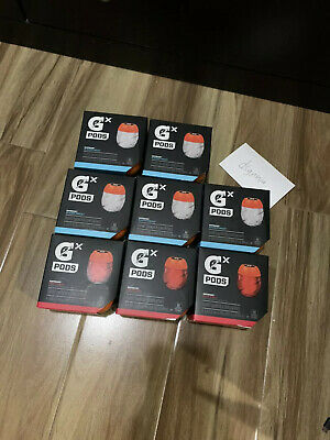 NEW Gatorade GX Pods Glacier Freeze Pods Pack of Four in 1 IN HAND READY TO SHIP
