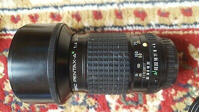Smc Pentax 300mm F4 pk Green Star
