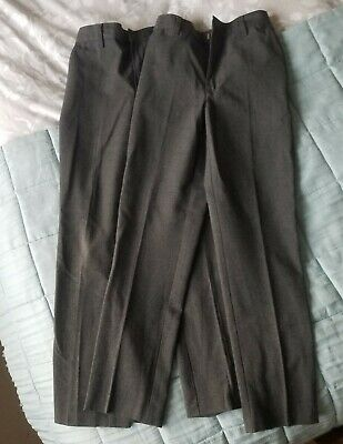 Marks & Spencer School Trousers - Age 9-10 - Good Condition