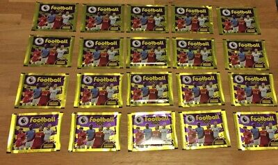 Panini Football 2020 The Official Premier League Sticker Collection 20 Packets