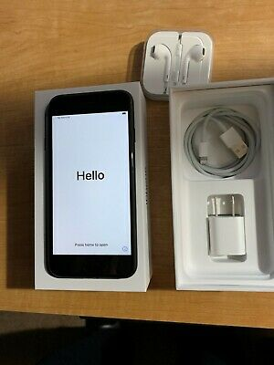 Apple iPhone 7 (Unlocked) 32G Black, Excellent Condition