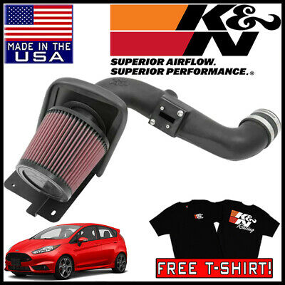 Takeda Attack Polished Cold Air Intake System fits 2011-2013 Ford Fiesta 1.6L L4