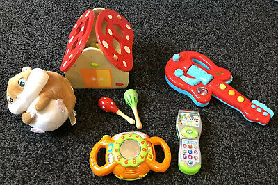 Bundle Of Baby / Toddler Toys Fisher Price, Vtech,  Etc