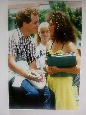 KAKI HUNTER as WENDY Authentic Hand Signed Autograph 4X6 Photo - PORKY'S