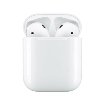 Wireless AirPods Earphones Earbuds With Charging Case Bluetooth UK
