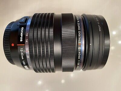 Olympus M.Zuiko Digital Pro 12-40mm f/2.8 AF ED Zoom Lens for Micro Four Thirds