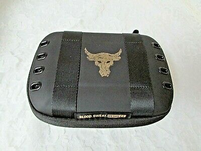 Under Armour Project Rock- BSR HARD CASE for Headphones * HARD CASE ONLY*