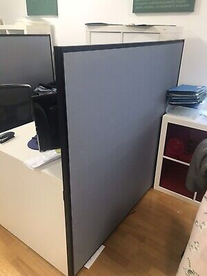 Officeworks Partition Screens / Dividers For Office Space x 4