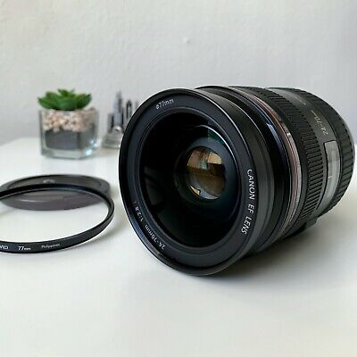 Canon EF 24-70mm f/2.8L USM - Excellent Condition