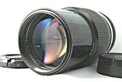 【Optical N Mint】Nikon Ai Nikkor 200mm f/4 MF Manual Telephoto Lens Japan #51