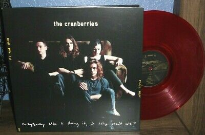 The Cranberries Everybody Else Is Doing It So Why Can't We Cranberry Lp Dreams