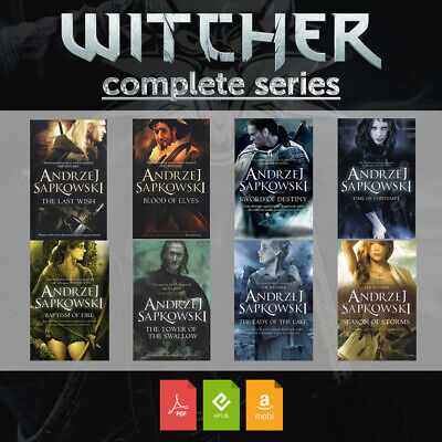 The Witcher - Book Series by Andrzej Sapkowski