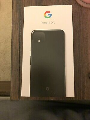 Google Pixel 4 XL - 64GB - Just Black (Unlocked)