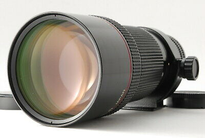 [MINT] Canon New FD 300mm f4 L NFD Telephoto MF Lens from Japan A059N