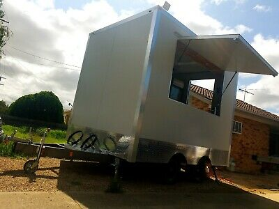 Food truck festival trailer, indian, fast food, mobile kitchen, Ready built...