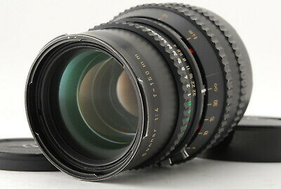 [EXC+++++] Hasselblad Zeiss Sonnar C 150mm f4 T* Black Lens from JAPAN A121H