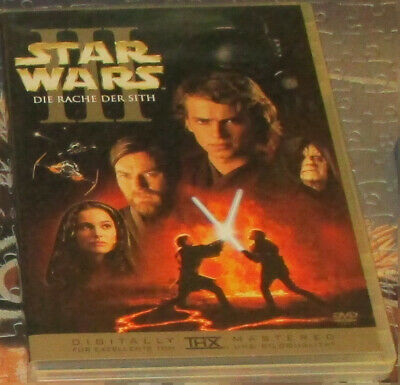DVD: Star Wars Episode III - Die Rache der Sith - 2 DVD Version