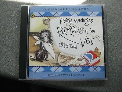 Audio Cd - Hairy Maclary's Rumpus At The Vet - Lynley Dodd