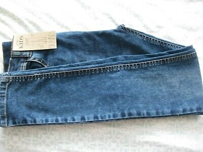 Marks And Spencer Stretch Skinny Jeans - Age 12-13 Years Height 158 Cm - Bnwt