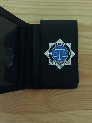 Store Detective ID / Warrant Card Holder Wallet