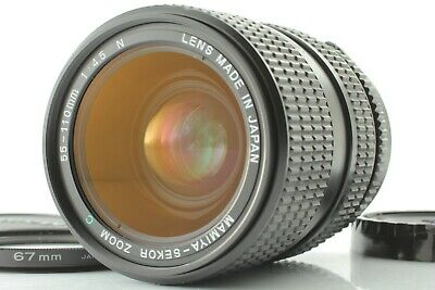 Mamiya Sekor Zoom C 55-110mm f/4.5 N Lens for 645 from Japan 2114