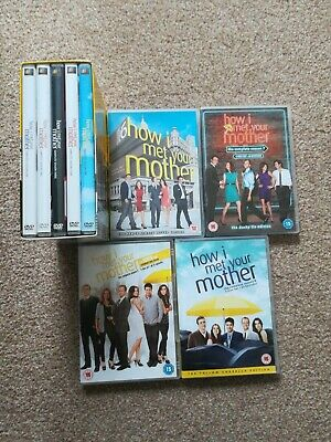How I Met Your Mother Complete  - Series 1-9 DVD