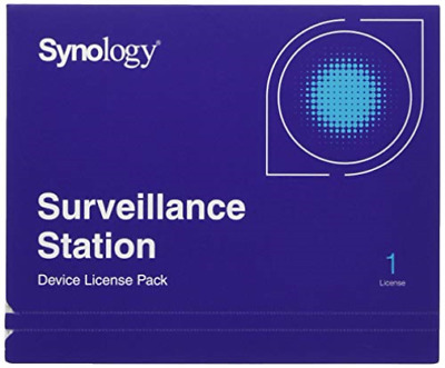 Synology Surveillance Device License Pack - Licence - 1 Camera NUEVO