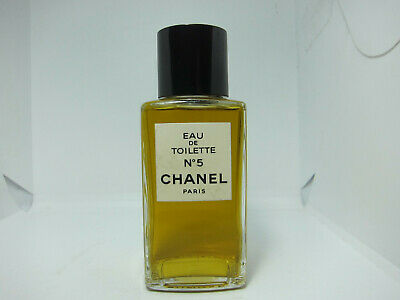 Chanel No 5 100 ml 3.4 oz Eau de Toilette EDT perfume EE12
