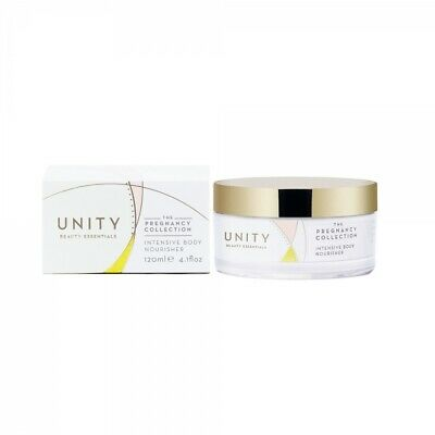 unity intensive body nourisher 120ml pregancy collection new boxed RRP £35