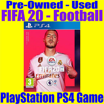 FIFA 20 PS4 Playstation 4 Game Sony
