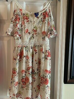 Beauty And The Beast Girls Dress Size Small