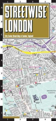 Michelin Travel & Lifestyle...-Streetwise London Map BOOK NUEVO