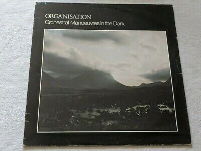 Orchestral Manoeuvres In The Dark - Organisation (Uk 1982 Release  - Vg Copy)